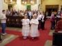 1. svaté přijímání Solnice 29. květen 2006