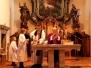 Adventní duchovní obnova farnosti  12. prosinec 2009