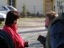 Kafíčko před kostelem  19. duben 2009