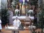 Mše svatá s obnovou manželských slibů a žehnáním vína  27. prosinec 2009