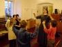 Setkání dětí  14. prosinec 2008