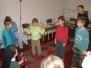 Setkání dětí  9. listopad 2008