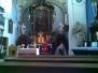 Slavnost sv. Vavřince, mučedníka, Uhřínov  10. srpen 2008