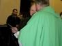 Slavnostní mše sv. s posvěcením varhan po opravě a sliby členů farní rady  15 únor 2009