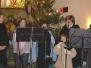 Vánoční koncert skupiny Gemma  6. leden 2008